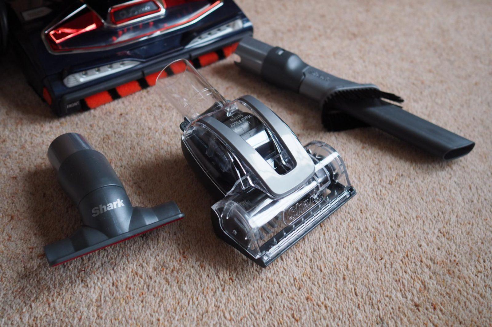Shark Duoclean Nv801ukt Bagless Vacuum Cleaner
