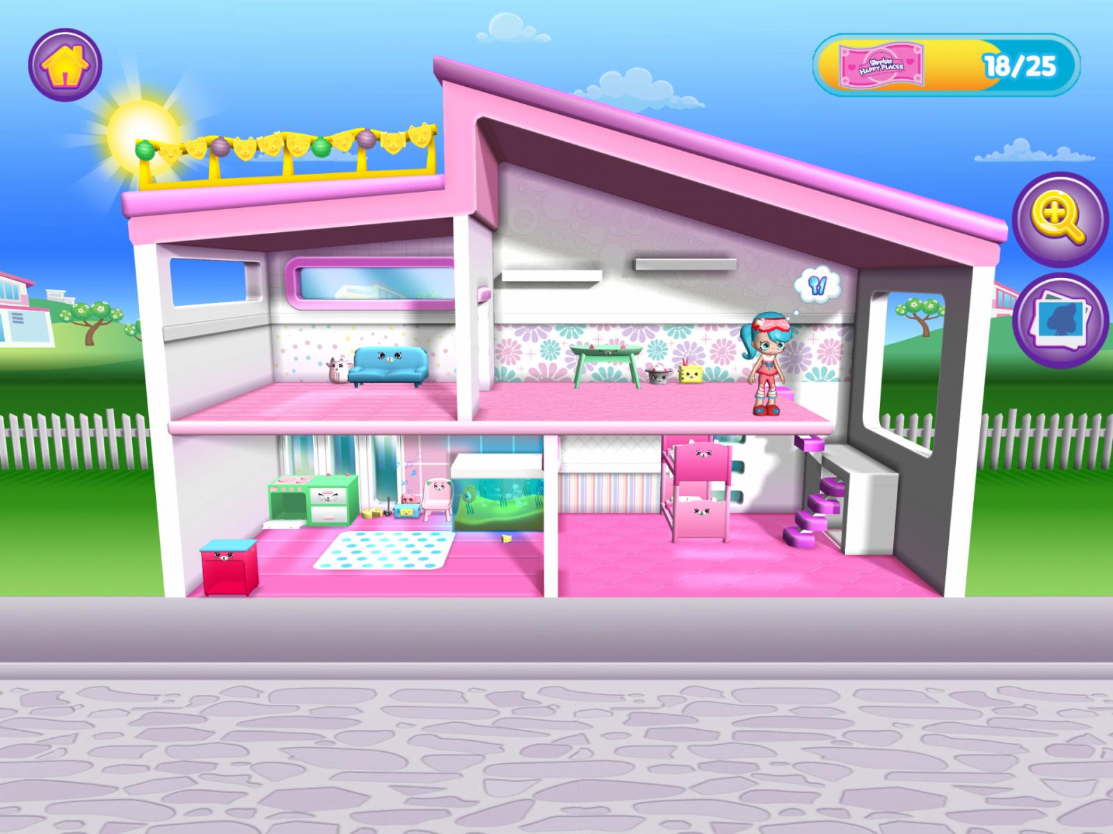 house on shopkins happy places app