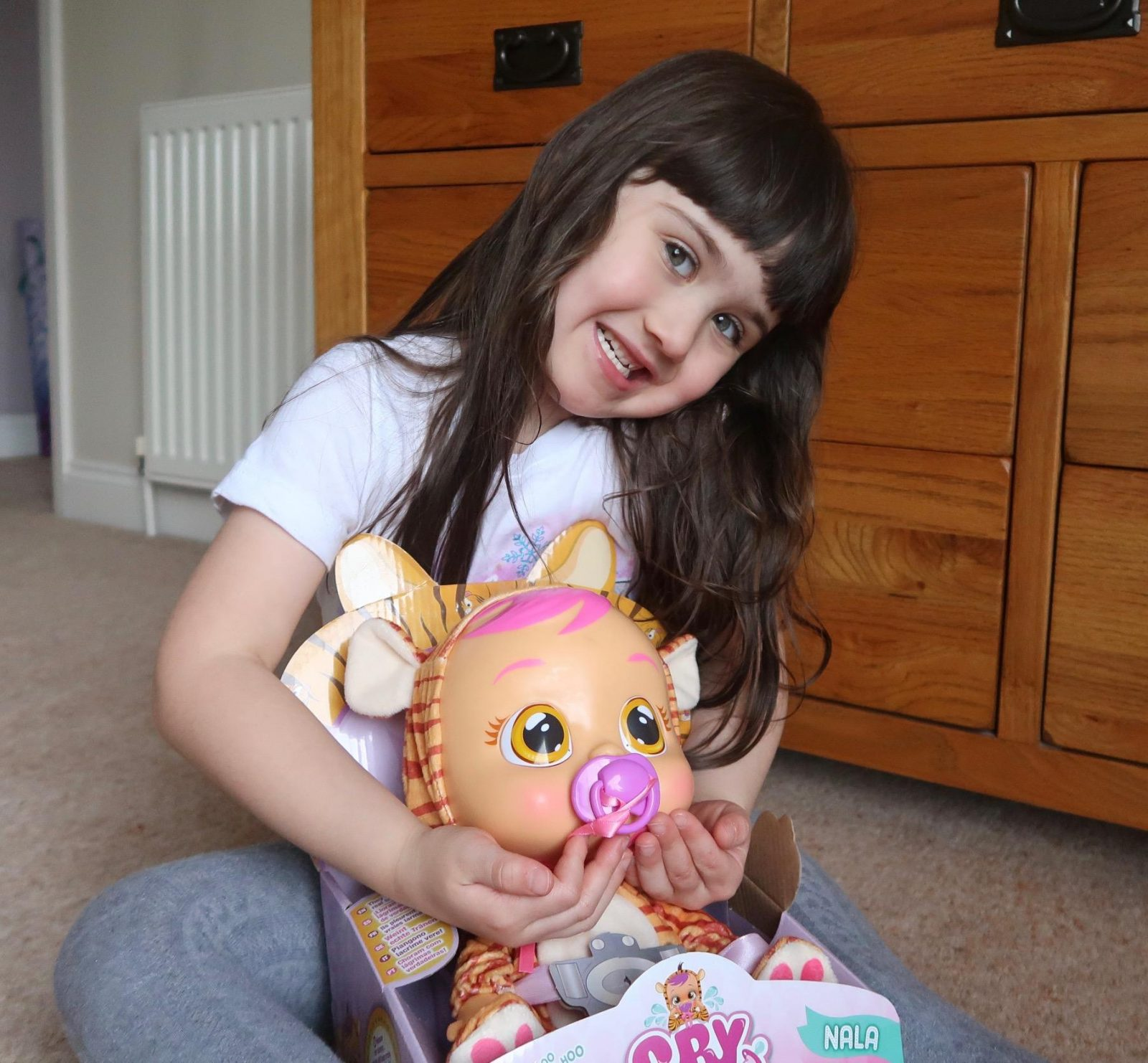 Cry Baby Doll – REVIEW Baby Nala | AD