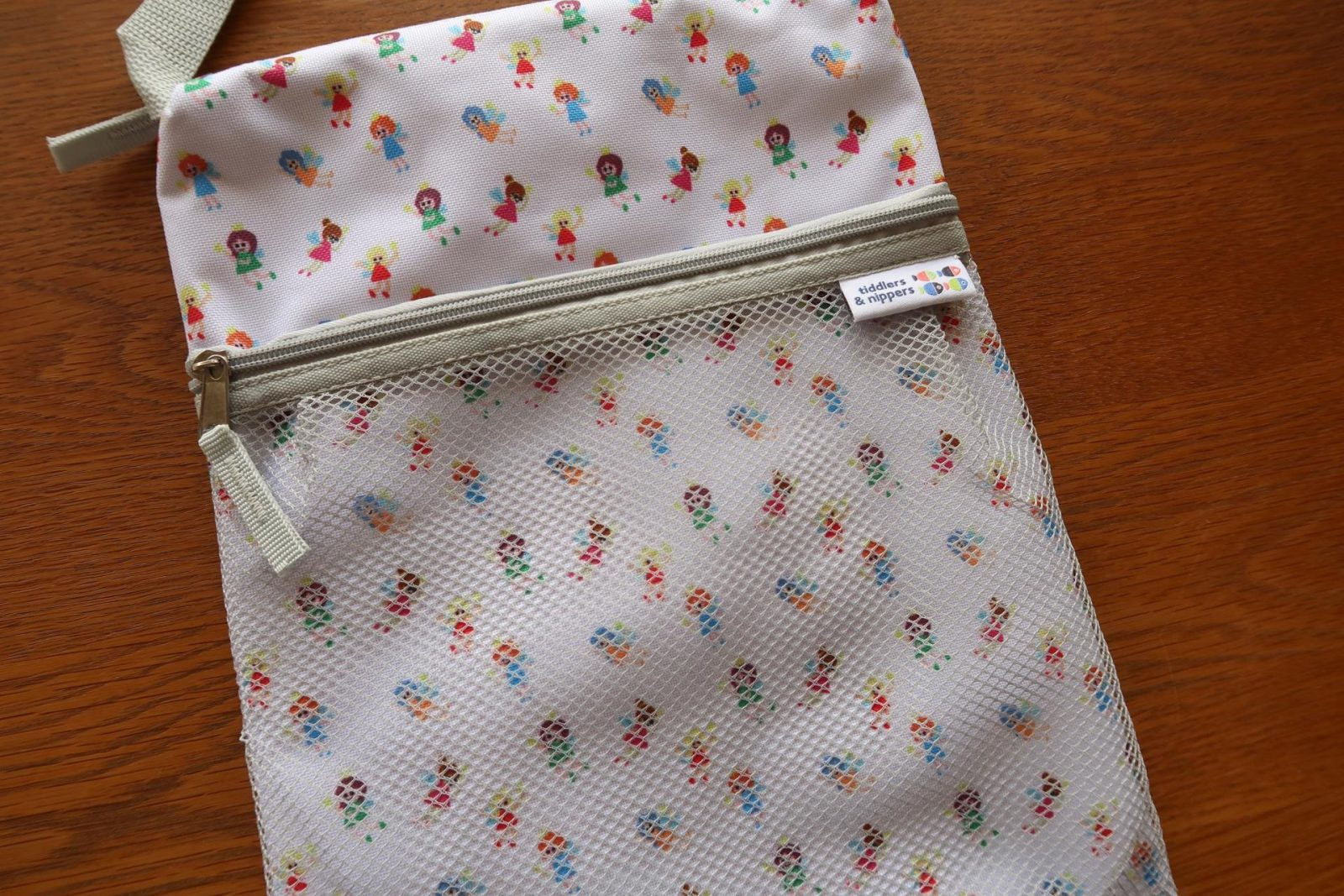 tiddler and nippers wet and dry bag