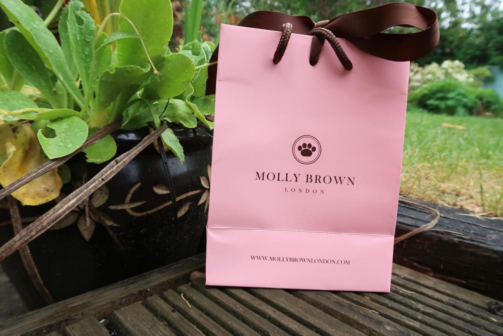 Molly Brown jewellery bag