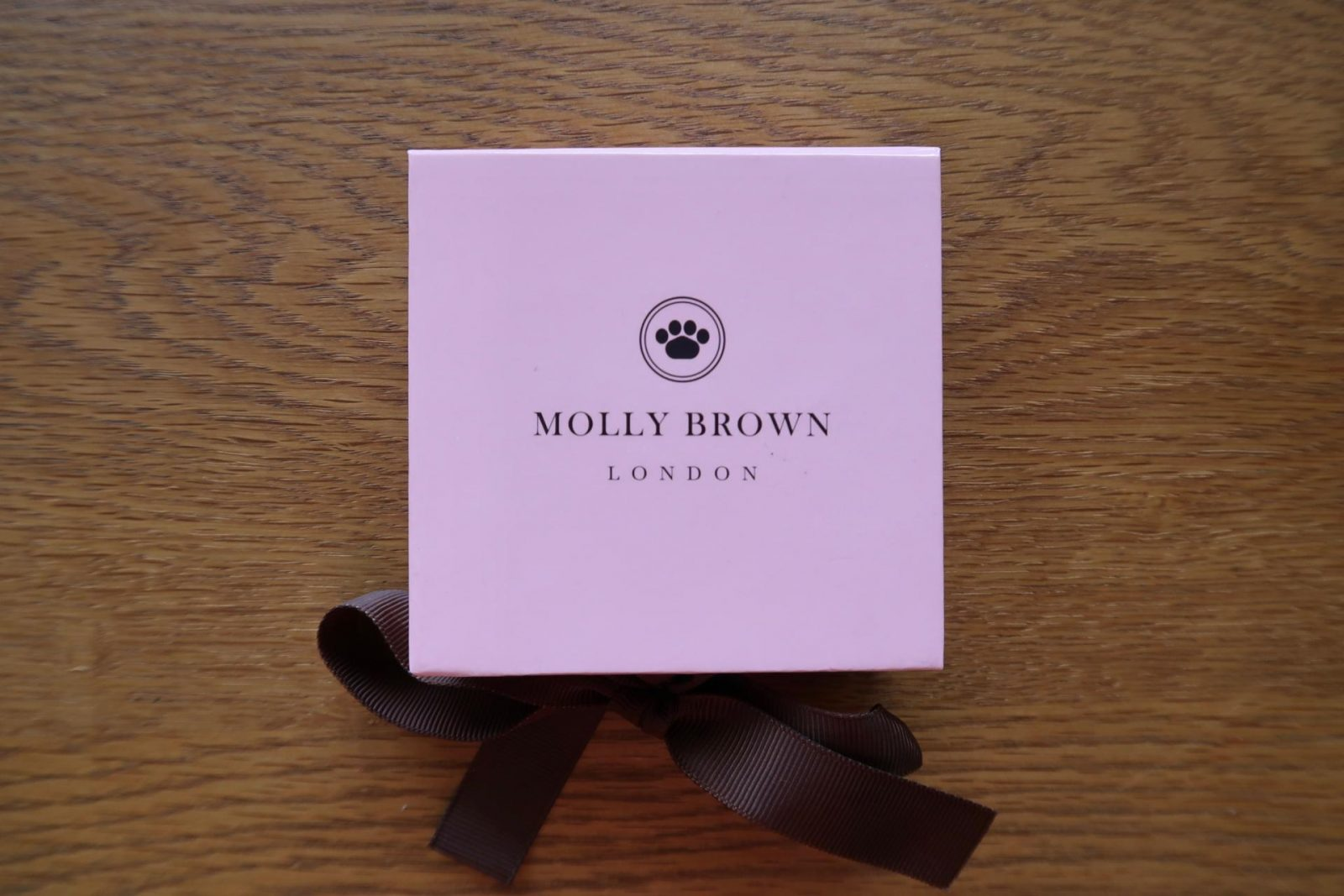 Molly Brown Jewellery box