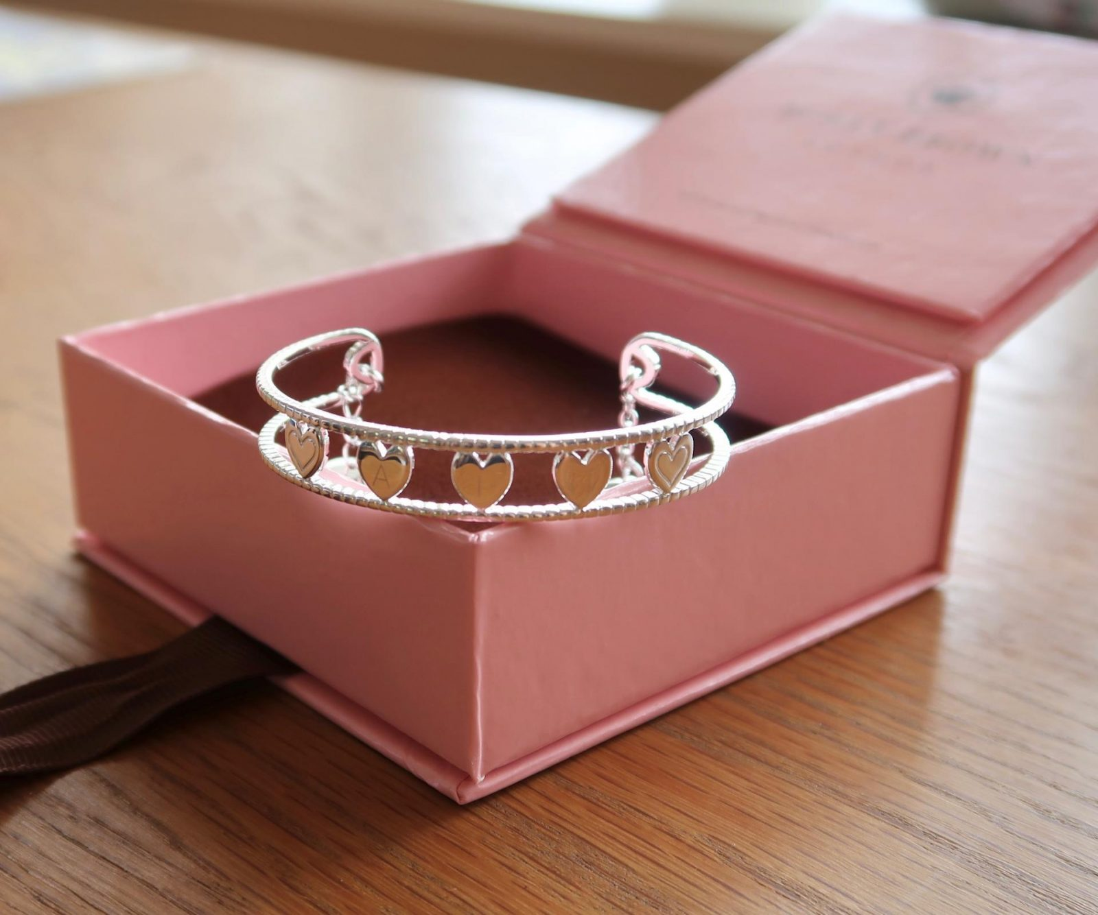 Molly Brown Her love bangle