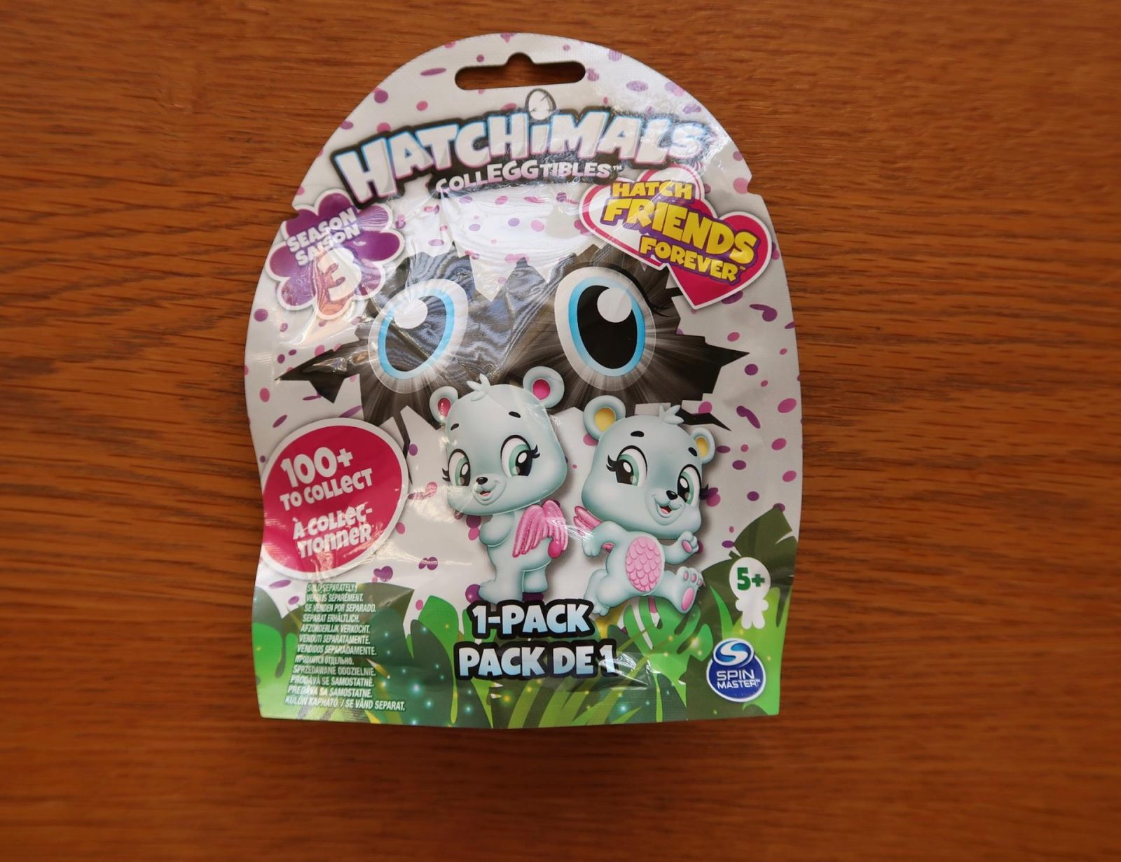 Hatchimals CollEGGtibles Season 3 1 pack