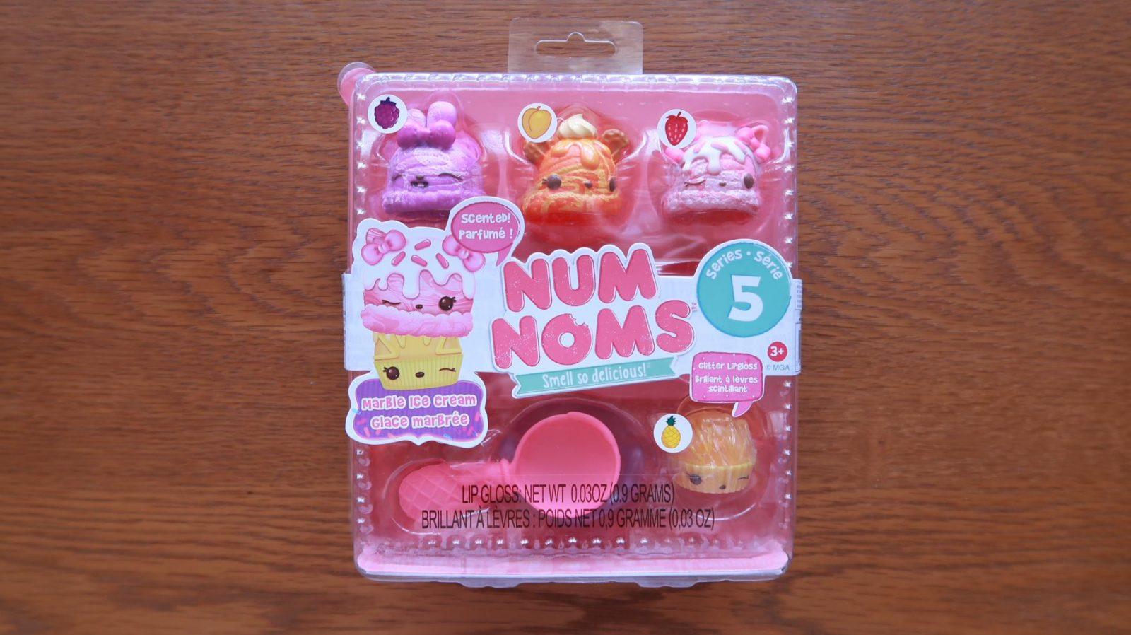 Num Noms Series 5 marble ice cream starter pack