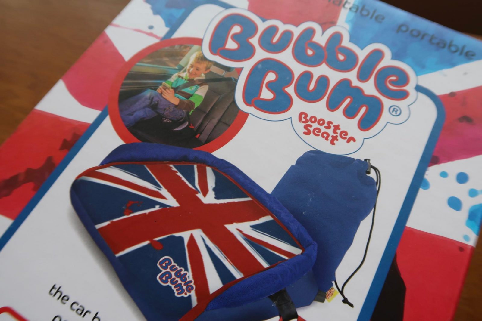 BubbleBum Inflatable Booster Seat – **REVIEW**