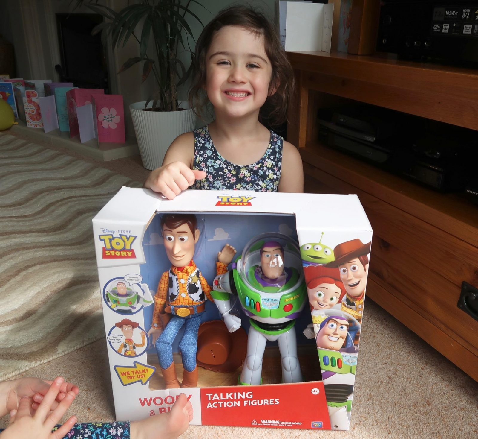 You've Got a Friend in Me – with Buzz and Woody #ThinkWayFriends