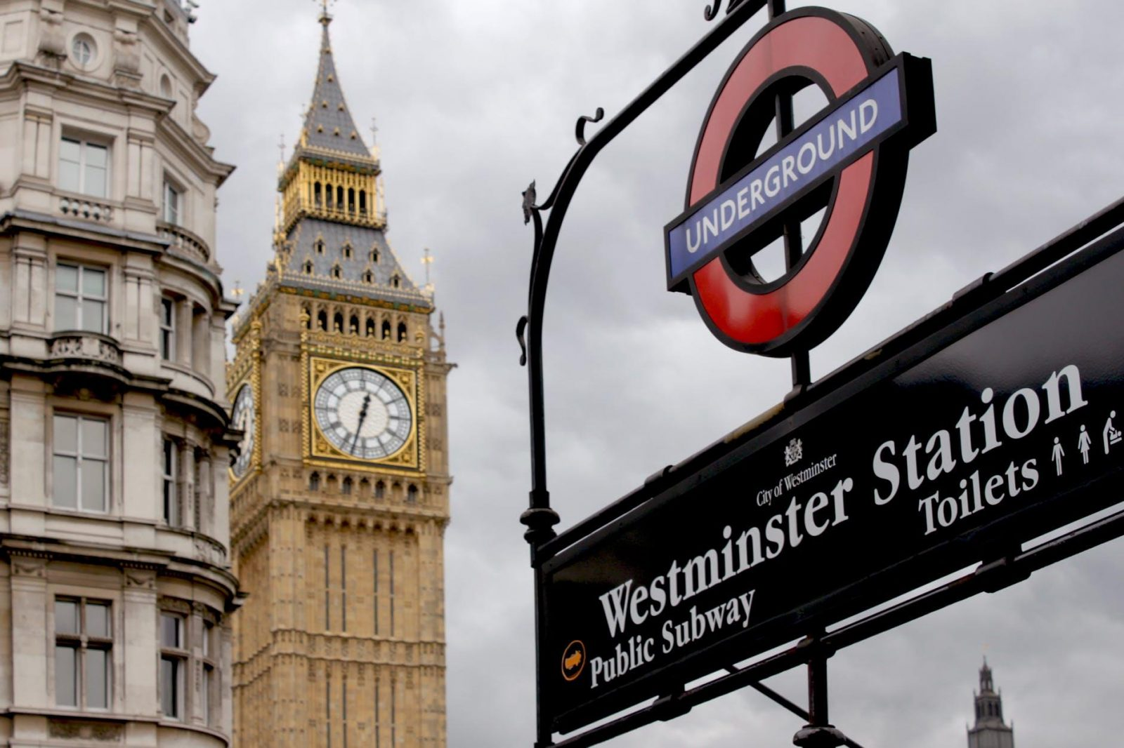 London – a Fab Place to Visit but I'd Never Live There