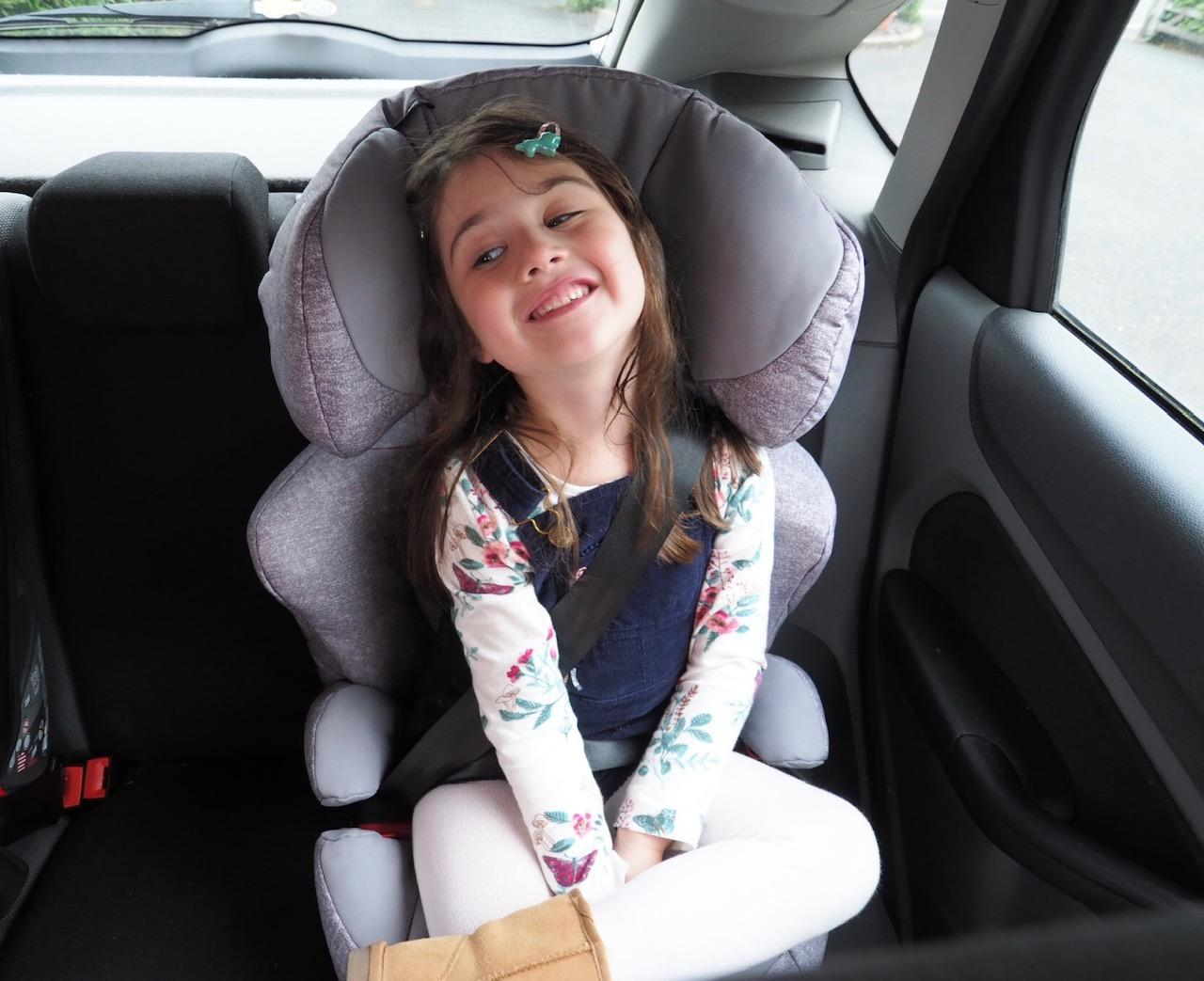 Maxi-Cosi Rodi Air Protect Car Seat – **REVIEW**
