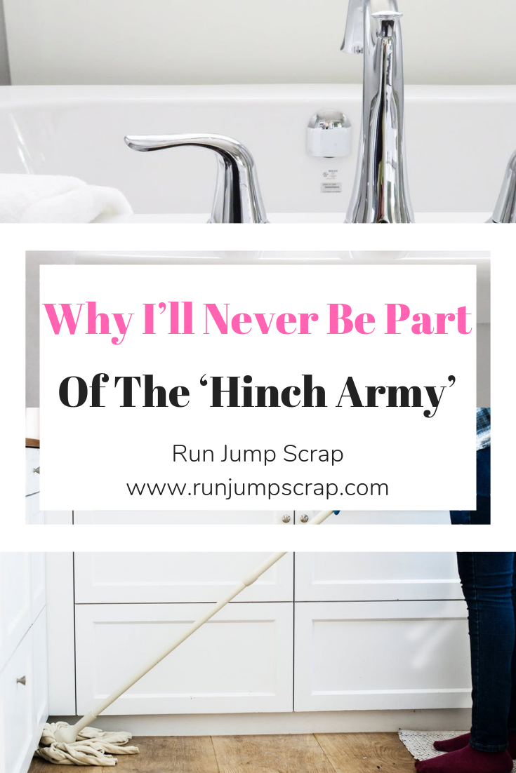 Why I'll Never be Part of the Hinch Army
