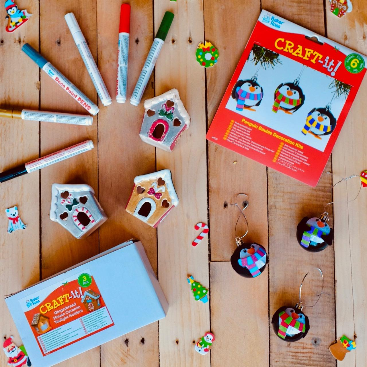 Baker Ross Crafting Goodies – **GIVEAWAY**