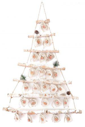 A Branch Tree Advent Calendar