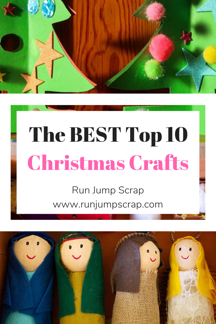 The Best top 10 Christmas Crafts