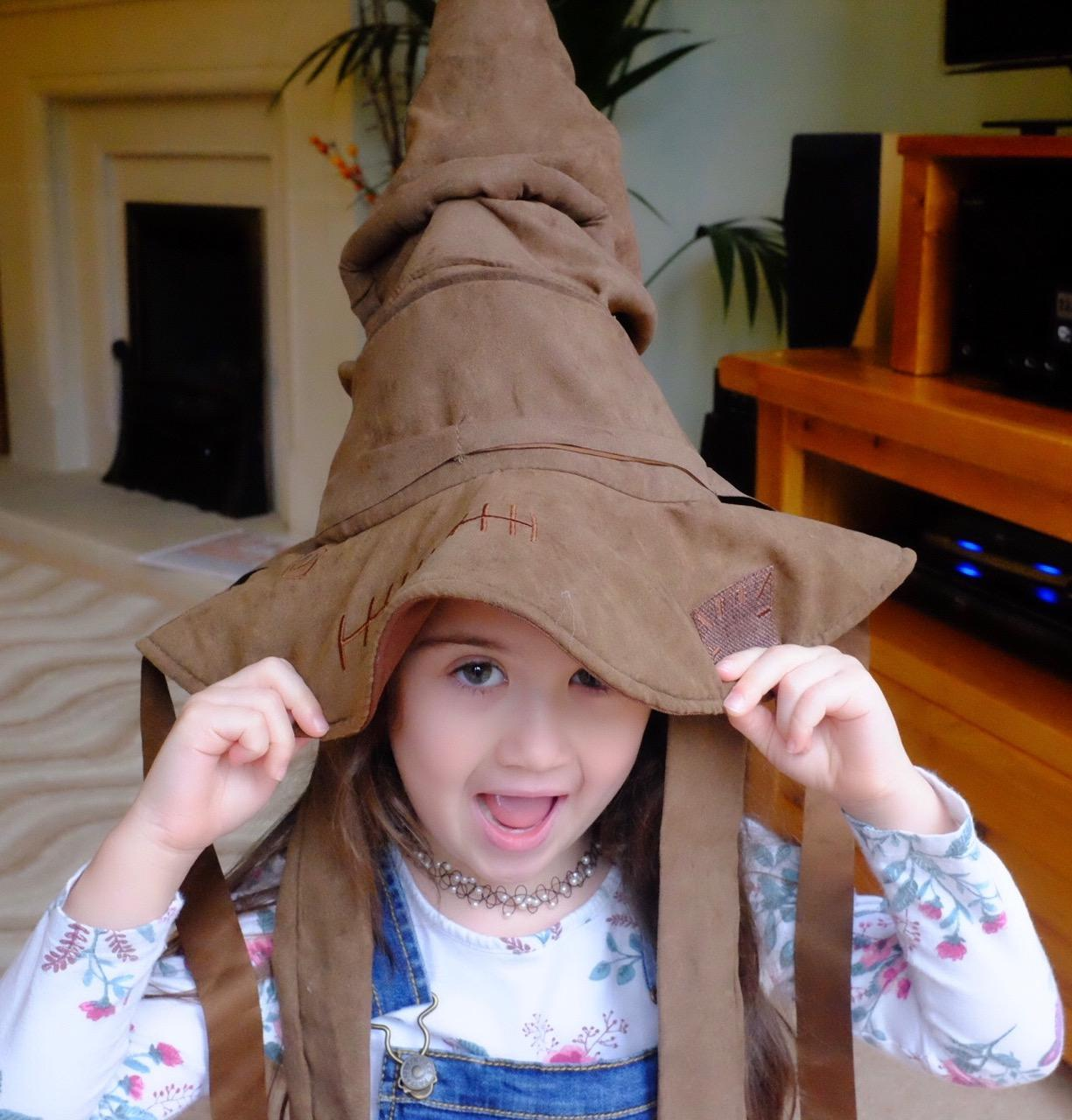 Harry Potter Sorting Hat – **REVIEW**