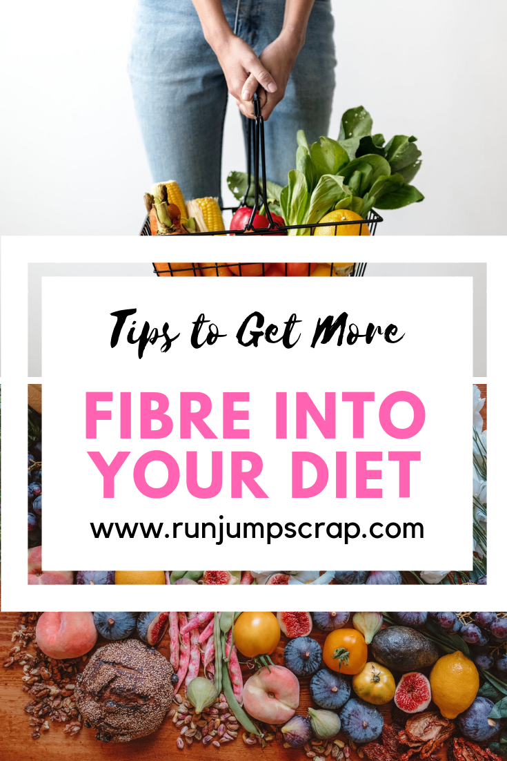 Tips to get more fibre into your diet
