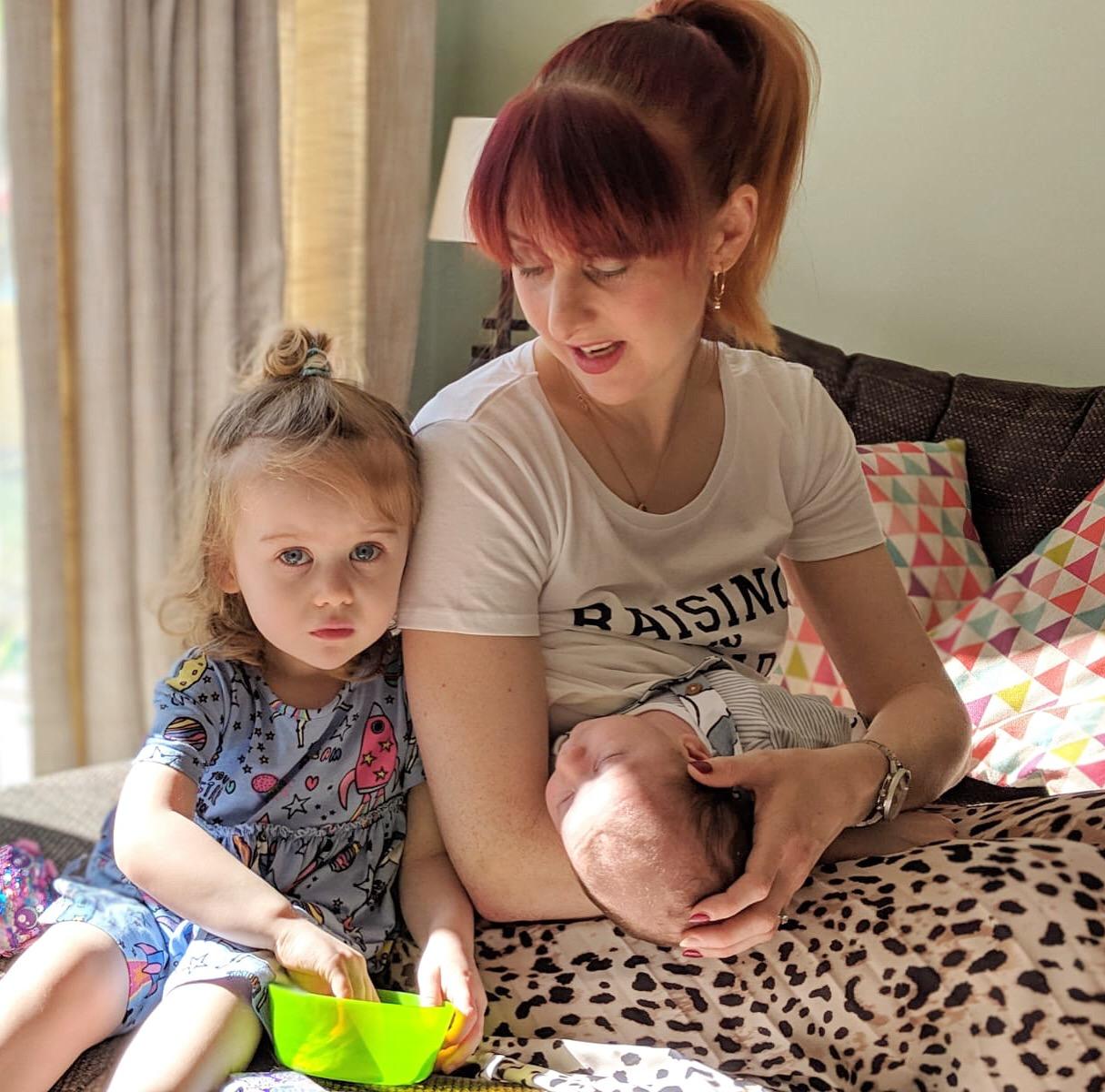 succeed at breastfeeding