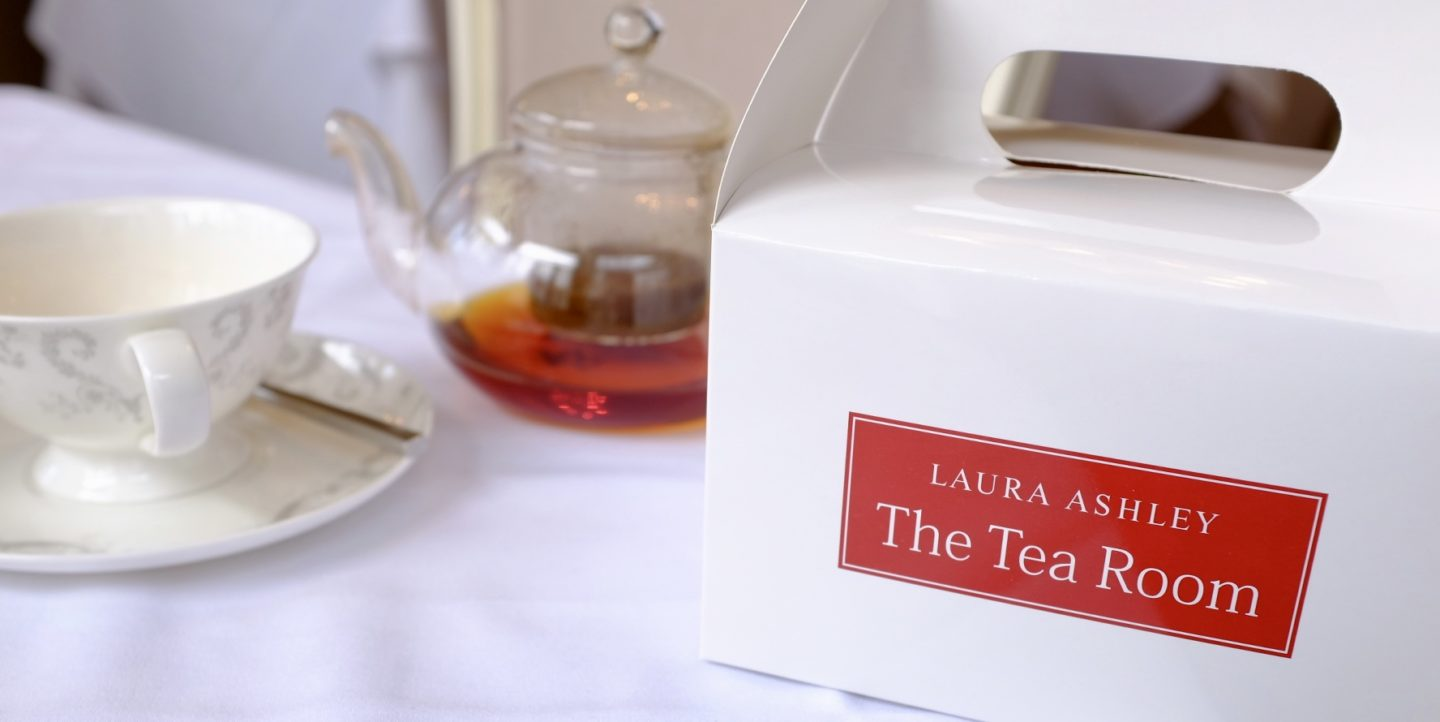 Laura Ashley The Tea Room Solihull – Vegan Afternoon Tea – **REVIEW**