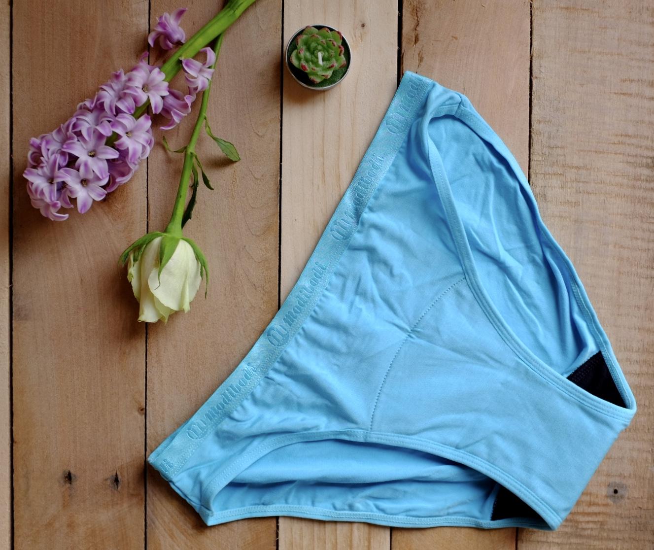 Underwear from Modibodi