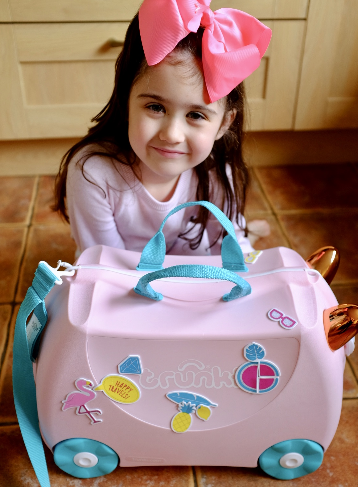 Trunki – **REVIEW and GIVEAWAY**