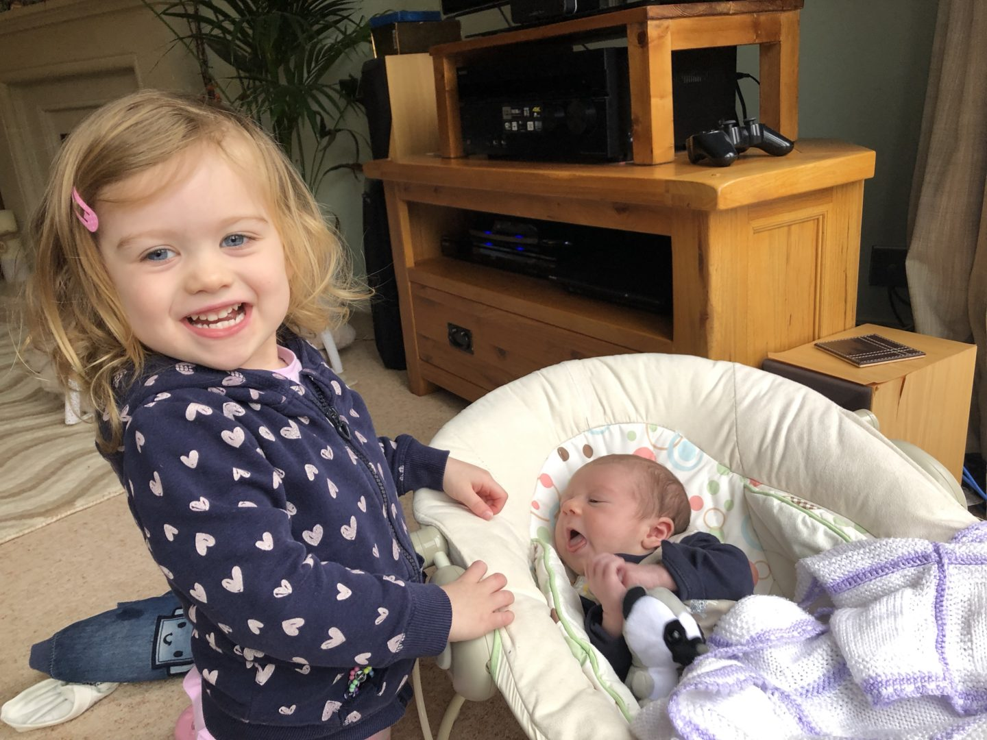 Baby Number 3 – the Most Challenging!