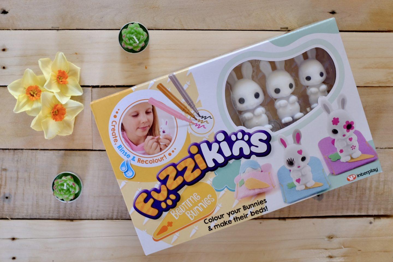 Fuzzikins Bedtime Bunnies -Easter gift