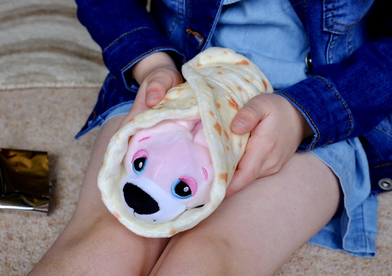 Hoppito wrapped up cutetito