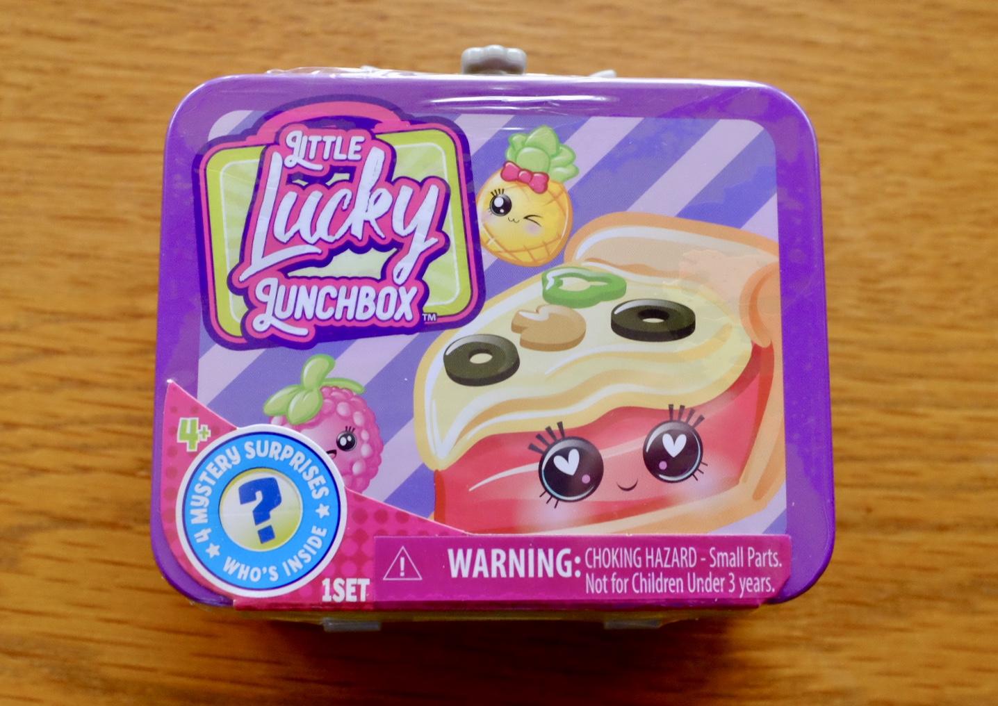 Little Lucky Lunchbox
