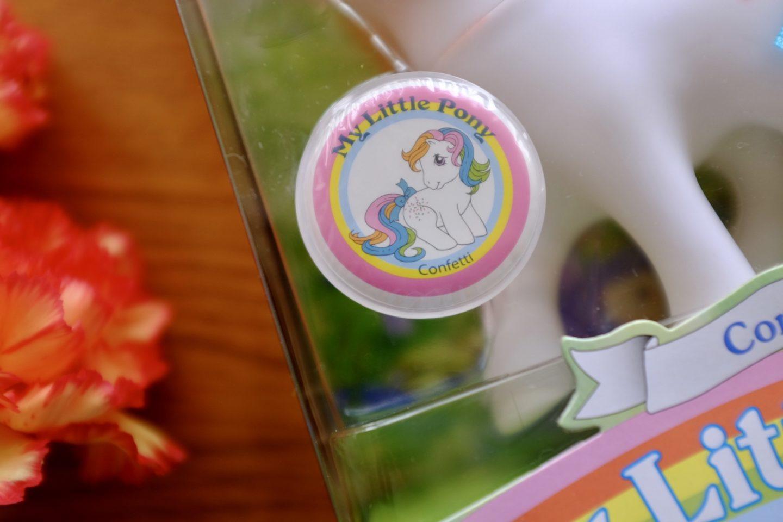 retro My Little Pony sticker