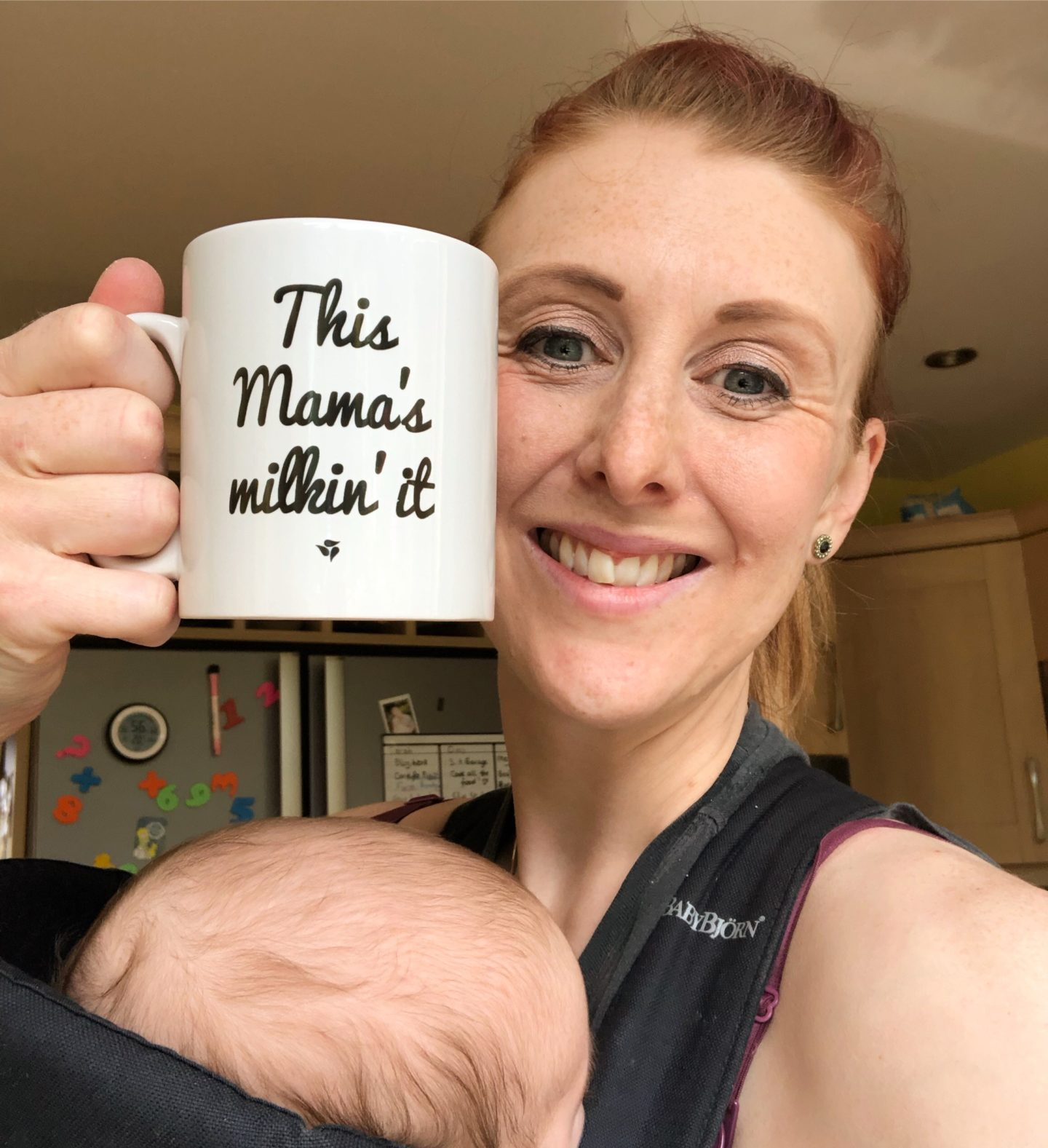 10 Things I'd Forgotten That Happen to My Body in the Fourth Trimester