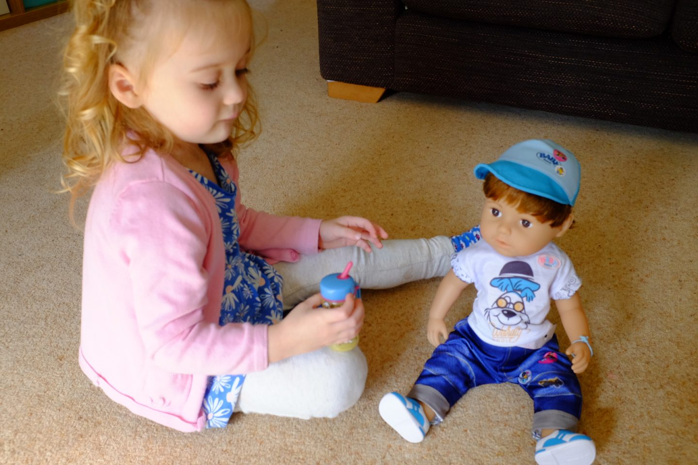 BABY Born Soft Touch Brother GIVEAWAY