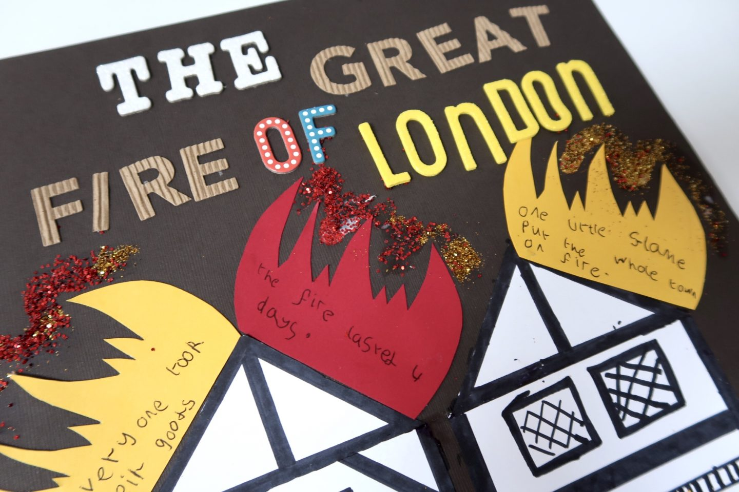 the great fire of London for kids