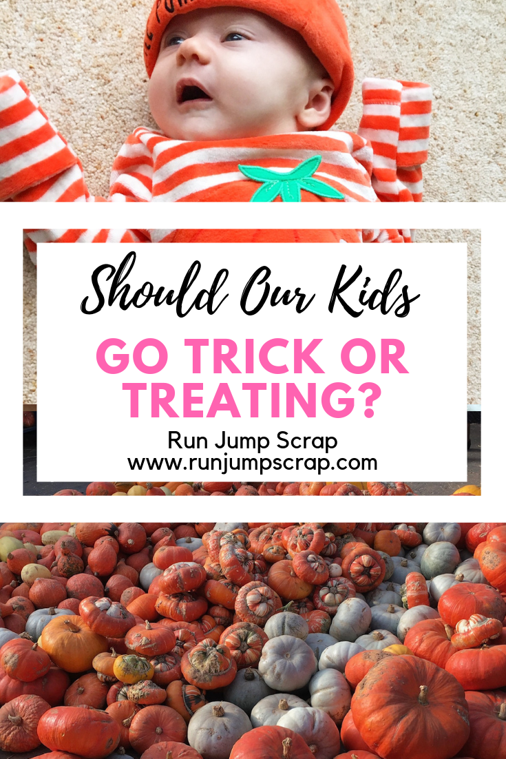 should our kids go trick or treating?