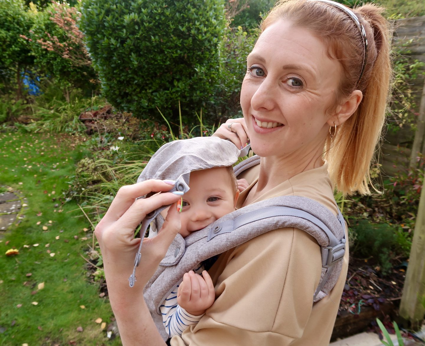 Lictin Baby Carrier – REVIEW | AD