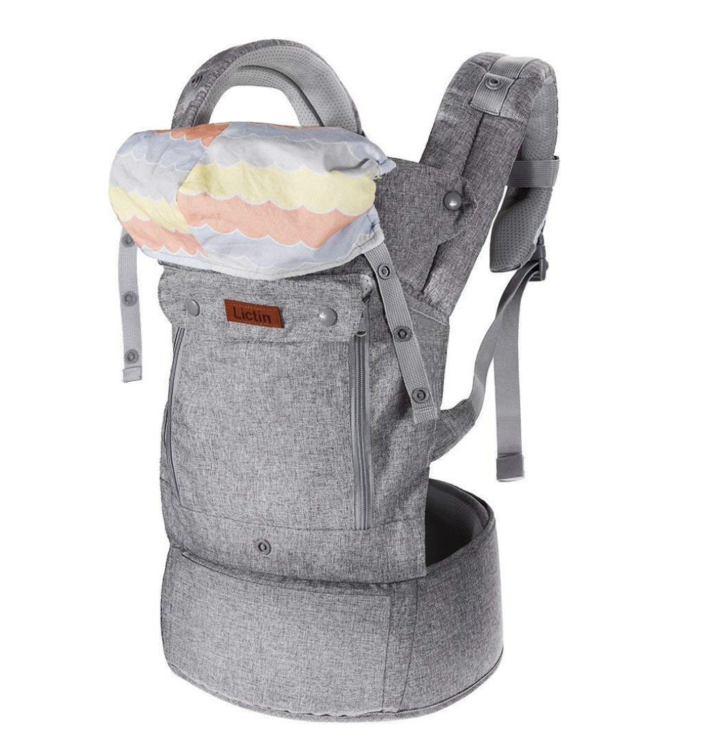 Lictin Baby Carrier for Newborns – GIVEAWAY