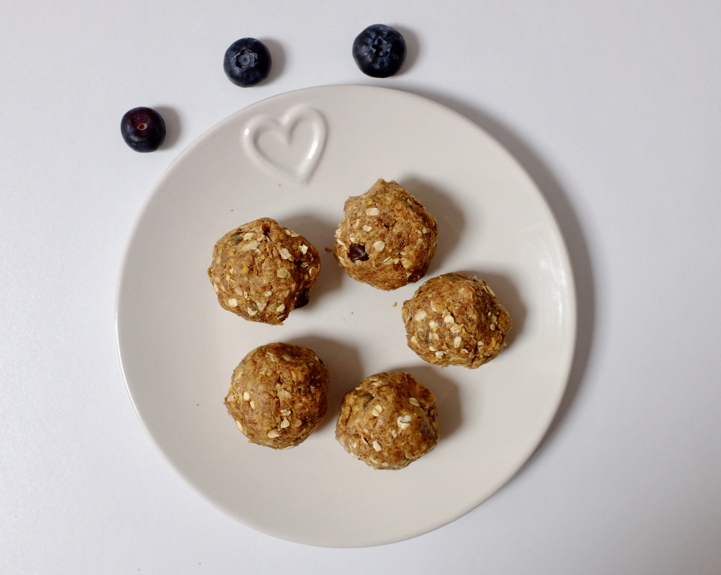 Energy Balls Recipe – High Fibre with Revolupin | AD
