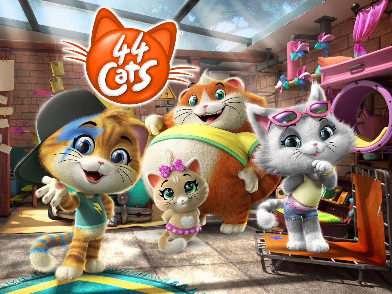 44 cats tv show