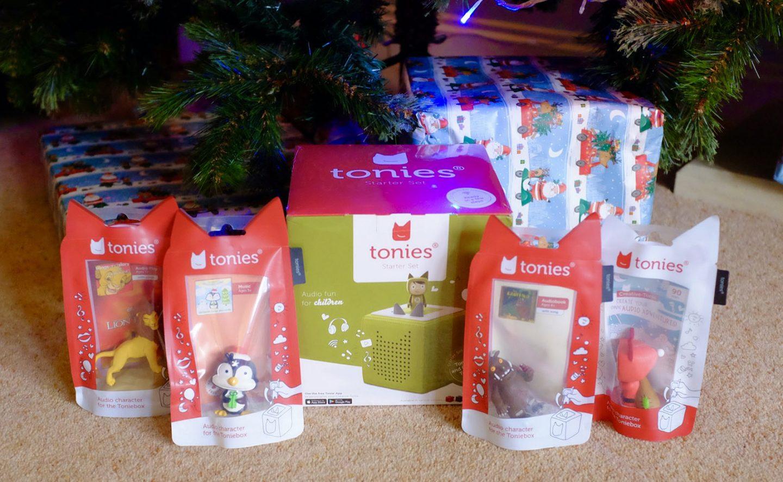 tonies starter kit - toniebox review