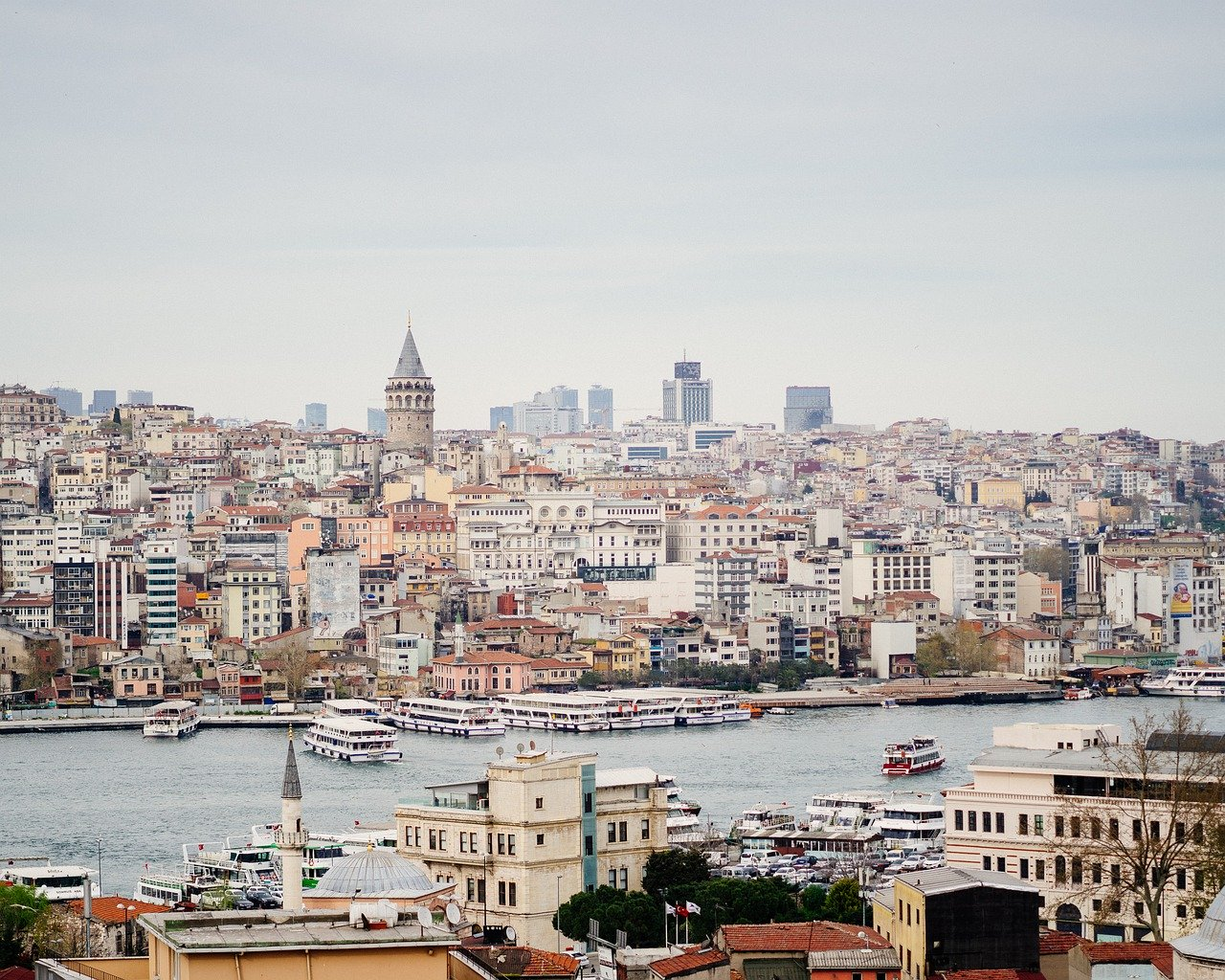 Turkey's Not Just For Christmas: 5 Reasons I'd Love To Visit Istanbul