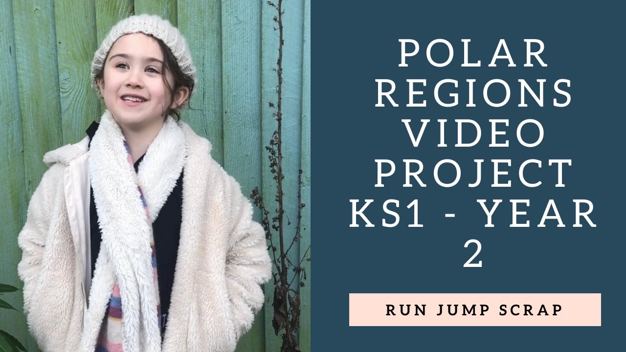 Polar Regions Video Project – KS1 – Year 2