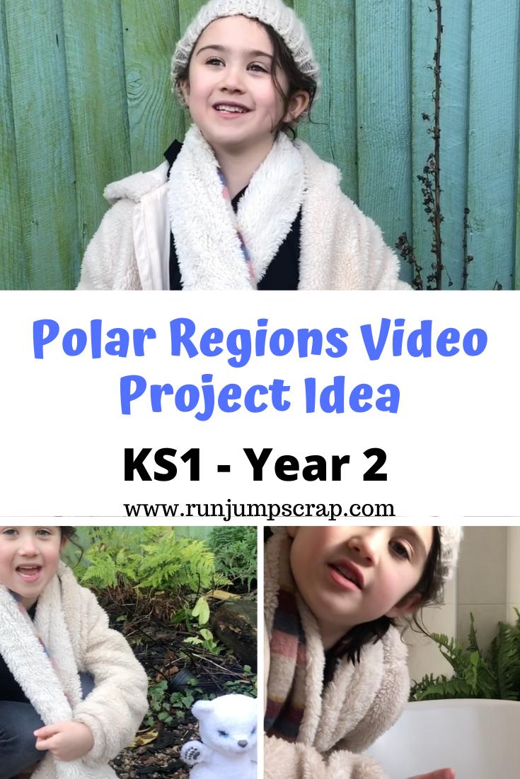 polar regions video project
