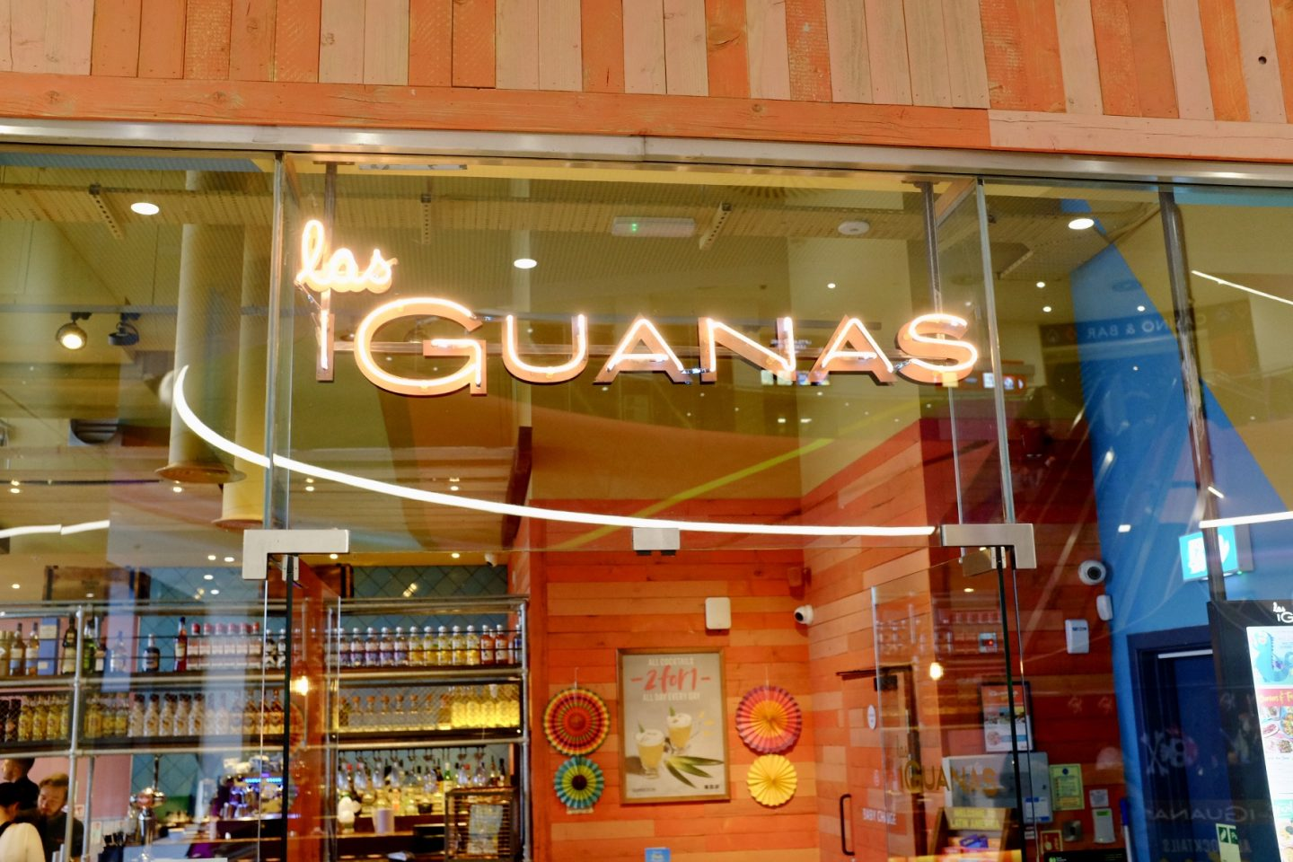 Las Iguanas Restaurant – REVIEW –  Kids Eat Free during School Holidays | AD