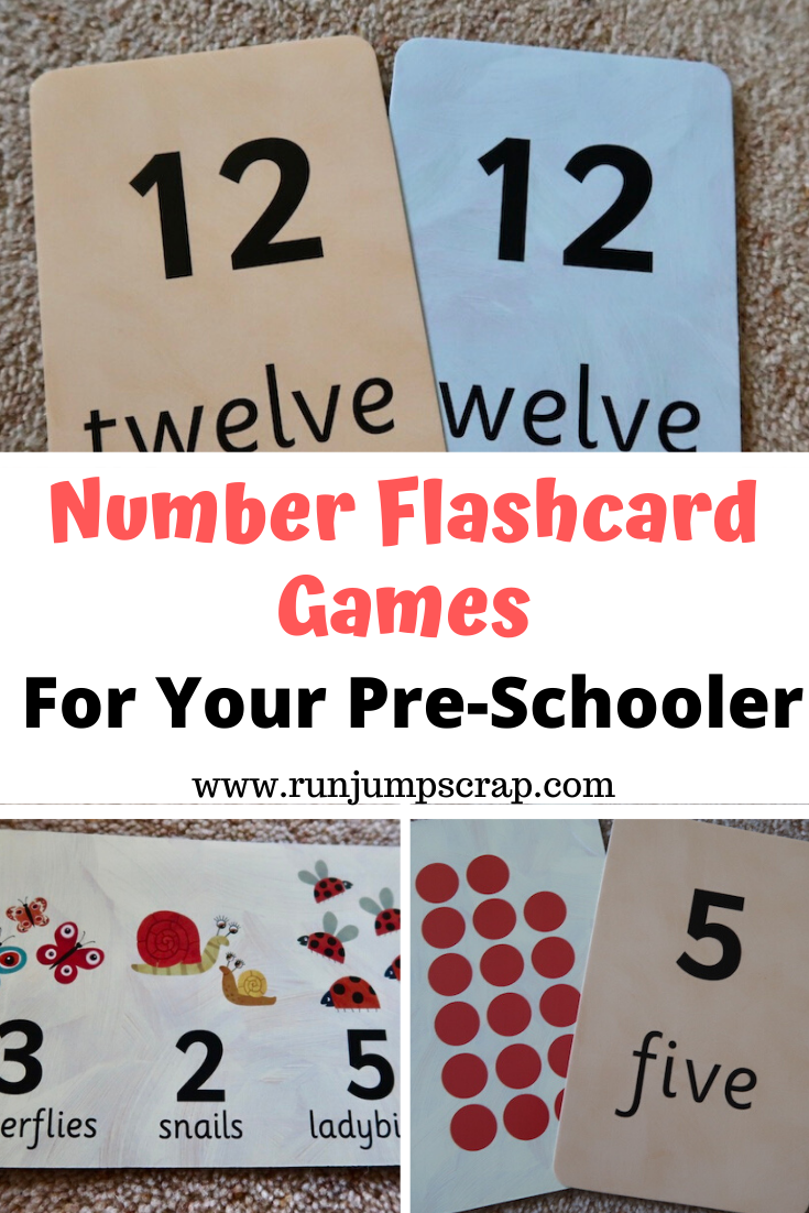 number flashcard games