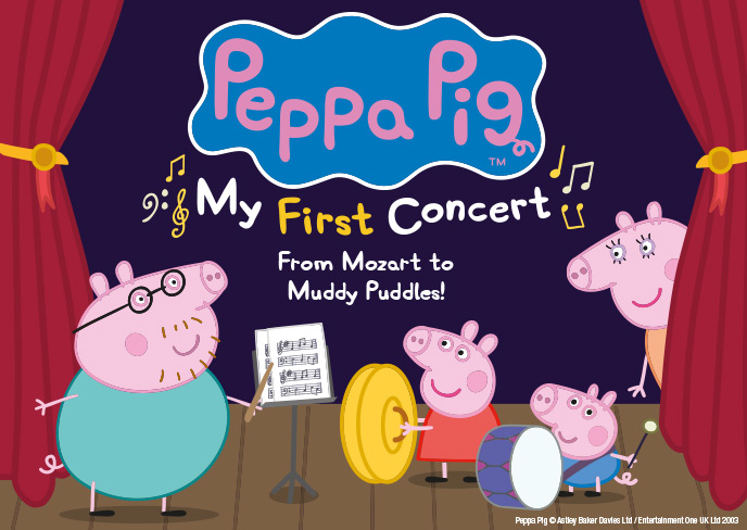 Peppa Pig: My First Concert Is Coming! PREVIEW   AD