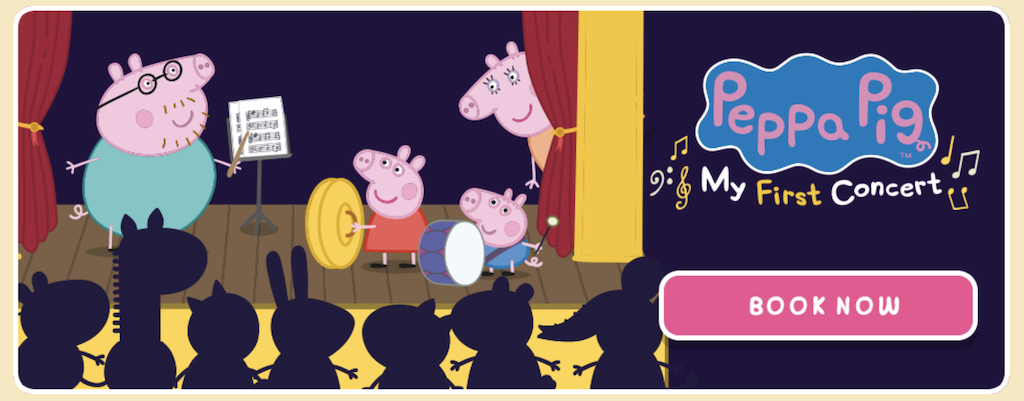Peppa Pig: my first show