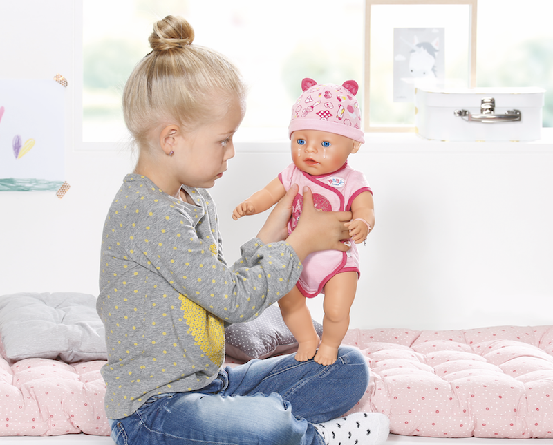 BABY born Soft Touch Girl Doll – GIVEAWAY
