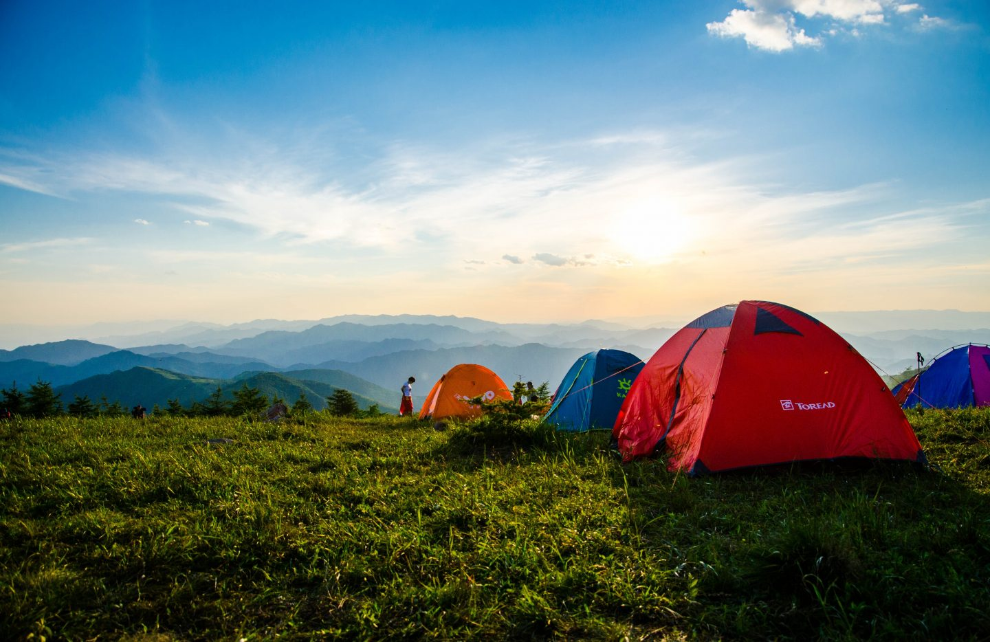 4 Tips For Planning Your Next Family Camping Trip
