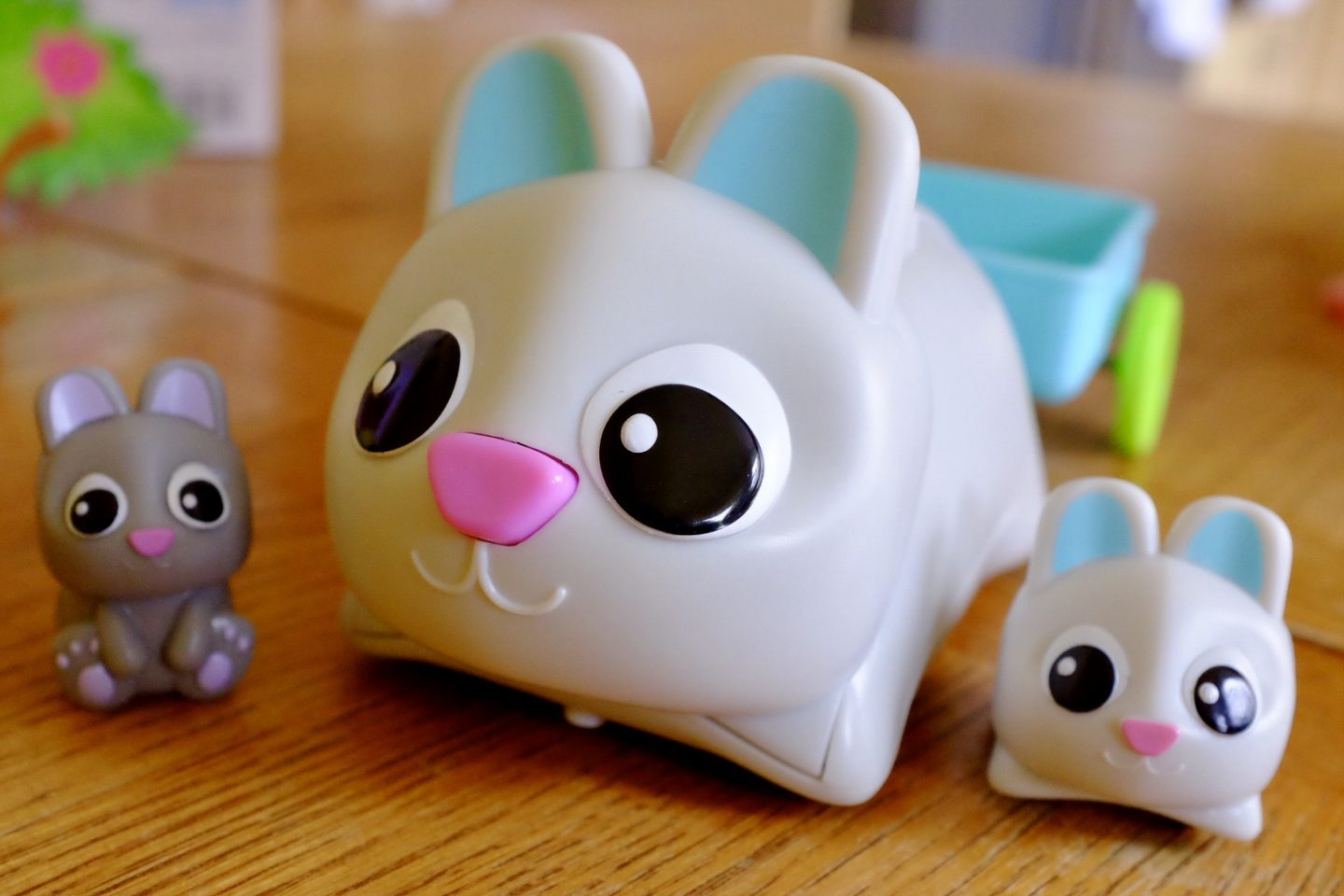 coding critters bunnies
