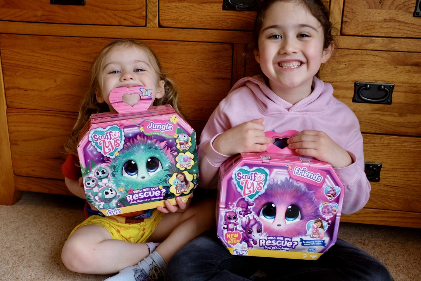 Scruff-a-luvs Friends, Jungle and Spring Babies *NEW* –  REVIEW | AD