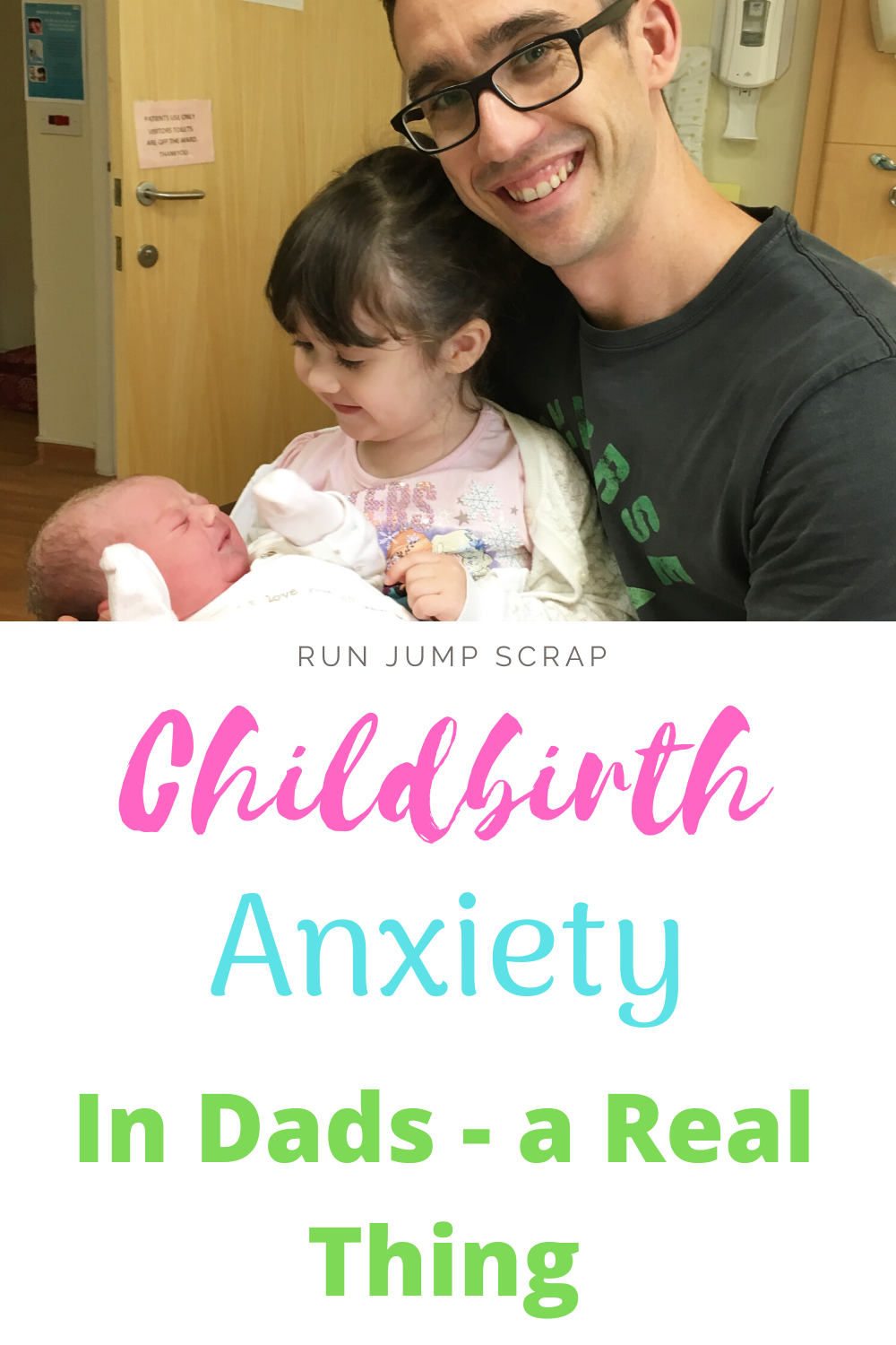 birth anxiety in dads