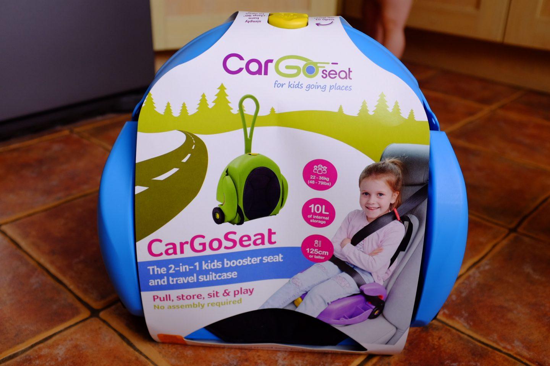 CarGoSeat in packet